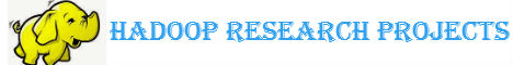 Hadoop-Research-Projects